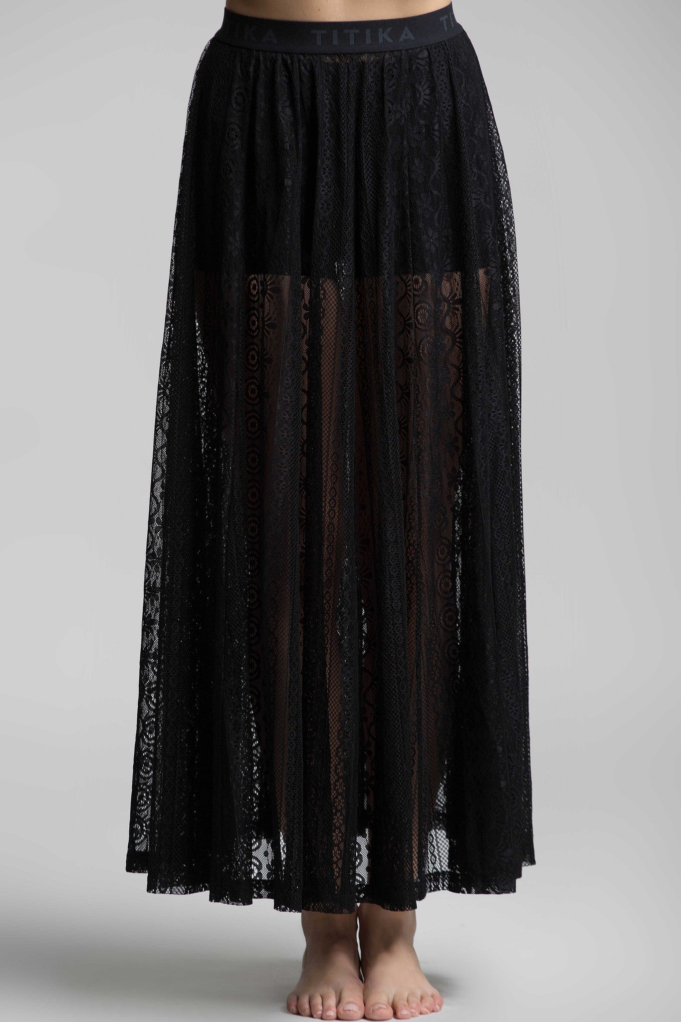 Finley Lace Maxi Skirt