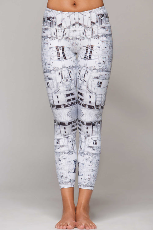 Lucky Digs Cropped Legging - City