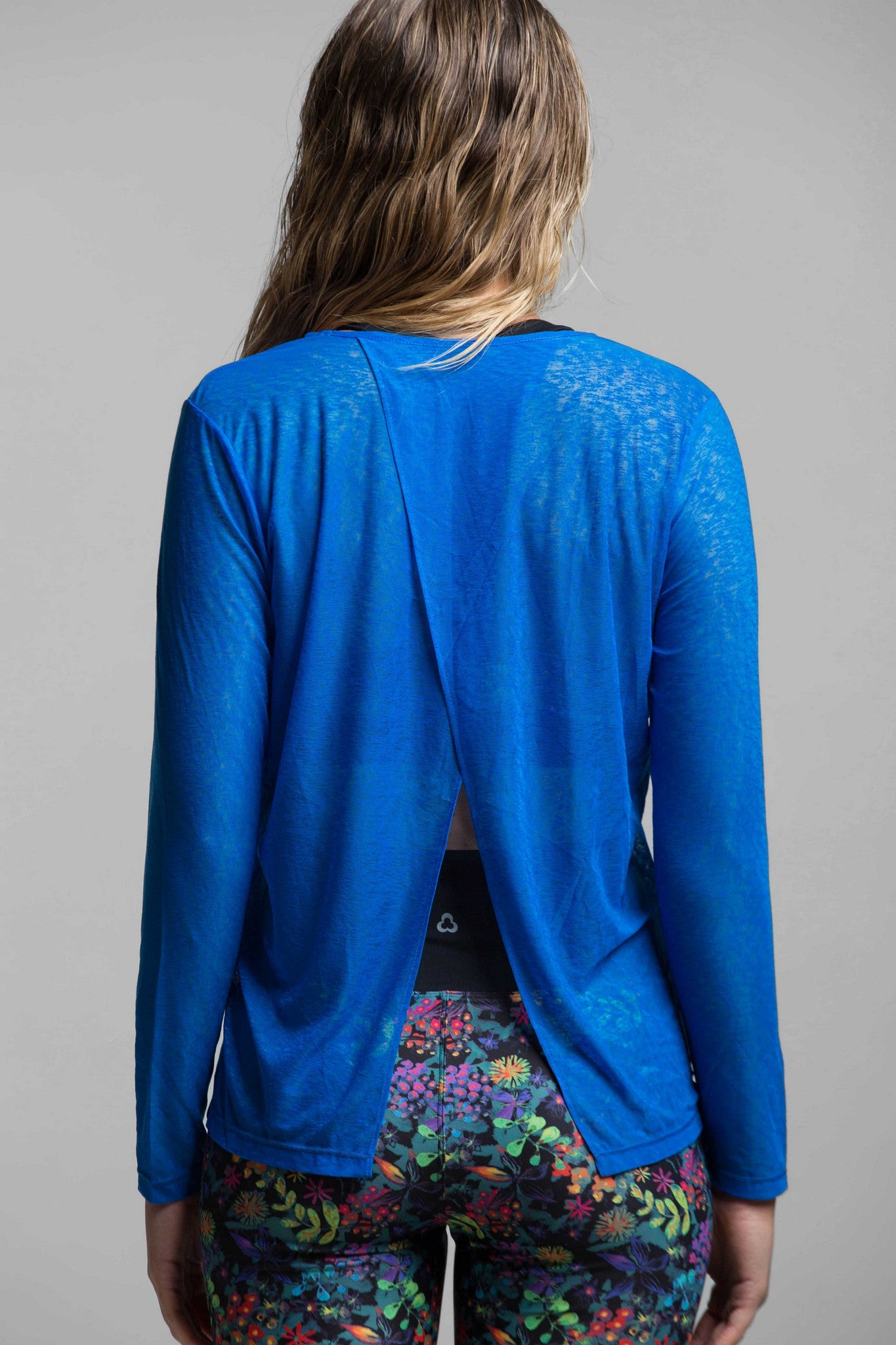 Iria Open Back Top
