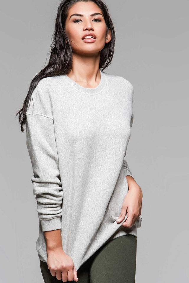 Titika Luxury Crew Neck Sweater, Sweaters, TITIKA GO-TO