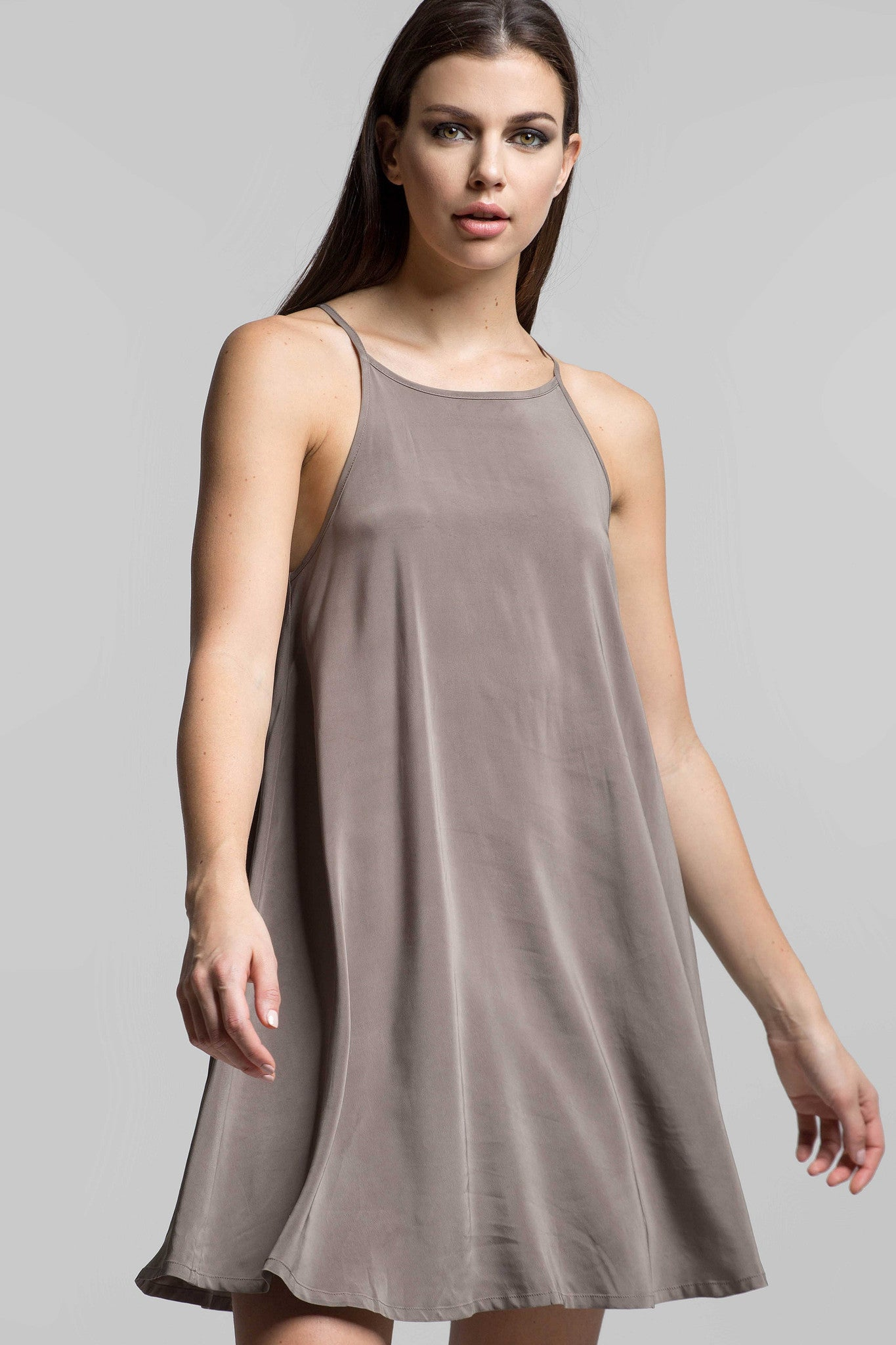 Laurel Light Slip Dress