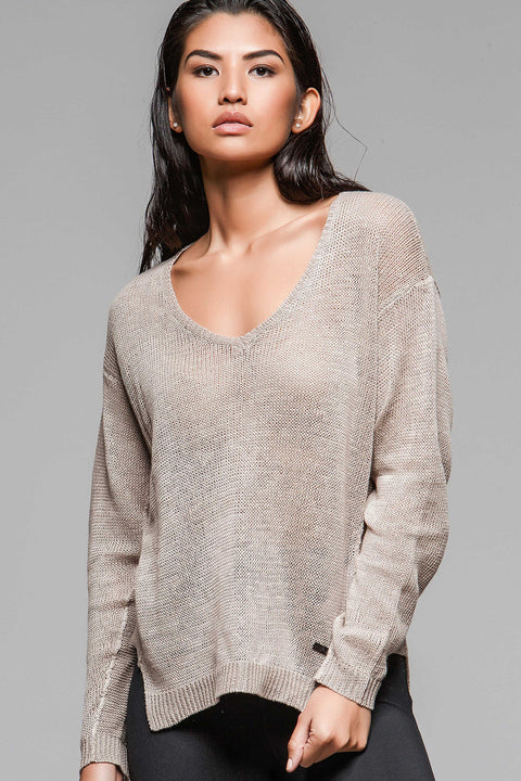 Linden Linen Light Sweater, Sweaters, TITIKA GO-TO