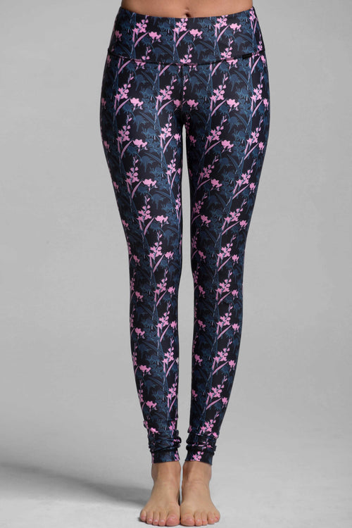 Lucky Graphic Pink Ditsy Leggings