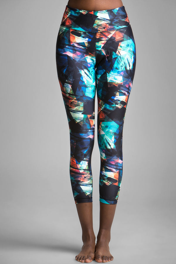 Lucky Graphic High Rise Digs, Leggings, TITIKA ACTIVE