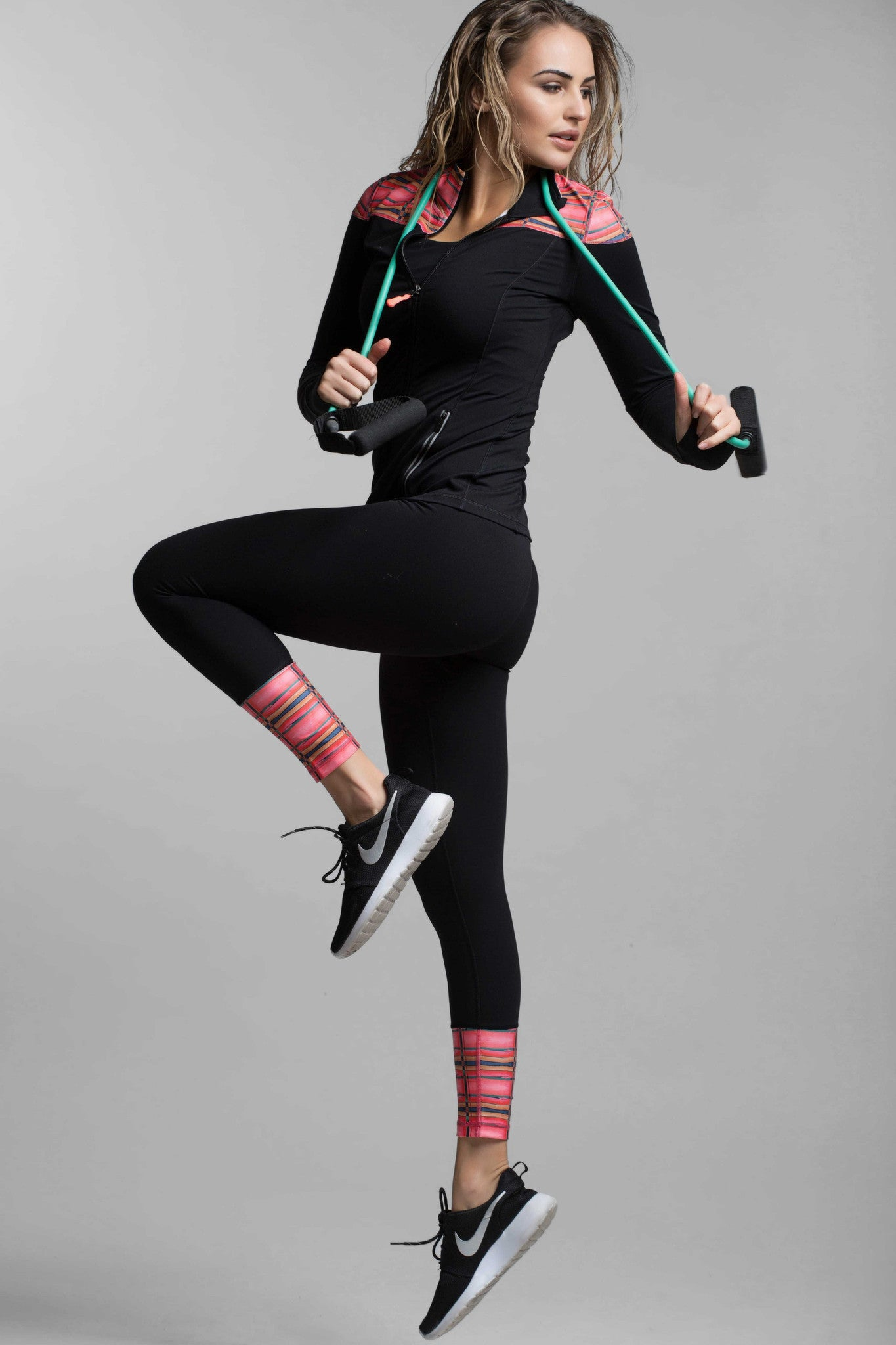 Maccay Training Crop Legging