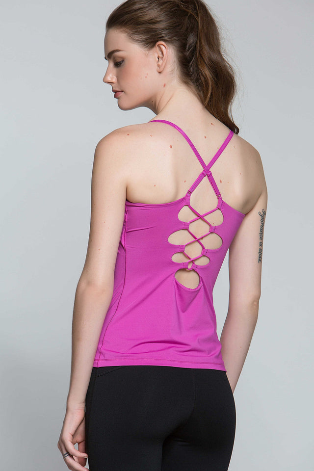 Carlotta Performance Tank, Tanks, TITIKA ACTIVE