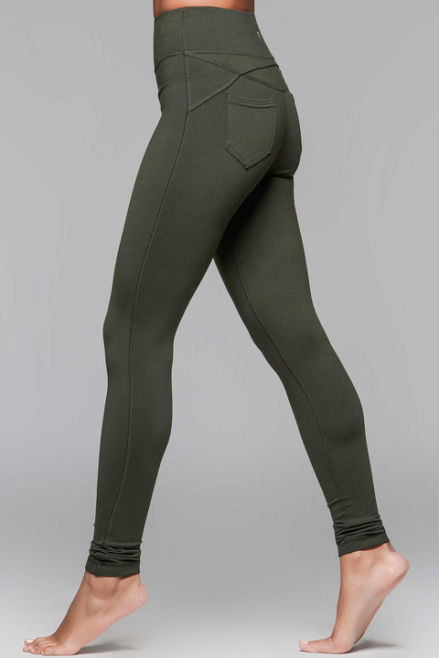 Lucky High Waisted Legging, Bottoms, TITIKA ACTIVE