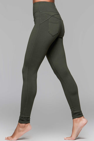 Heart Mesh Legging