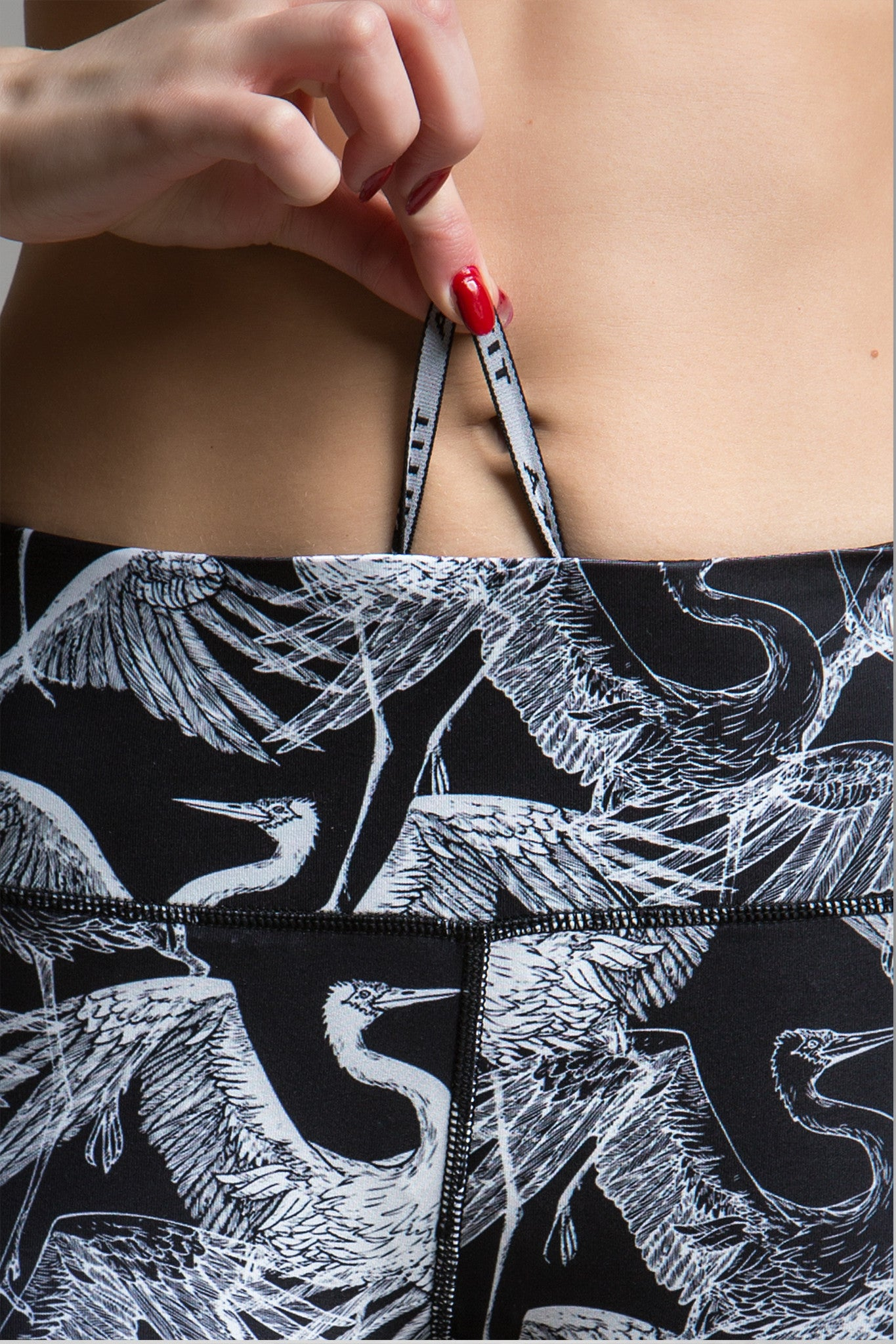 Lucky Graphic Stork II leggings