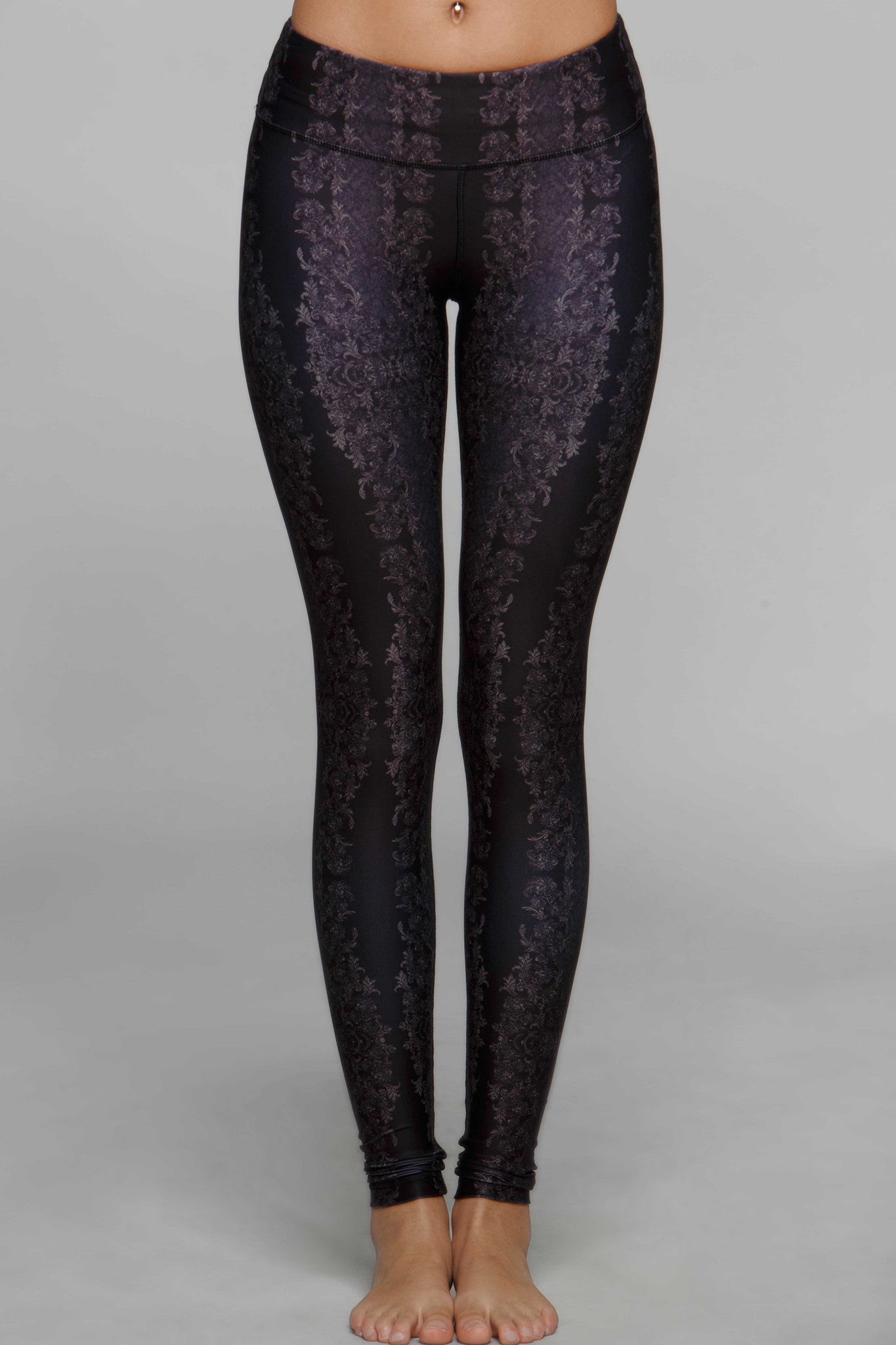 Lucky Graphic Legging - Victorian
