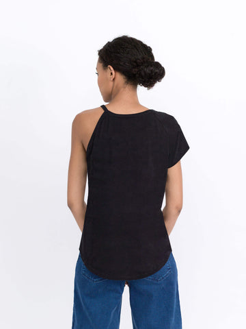 Free Label Dylan One Shoulder Tee