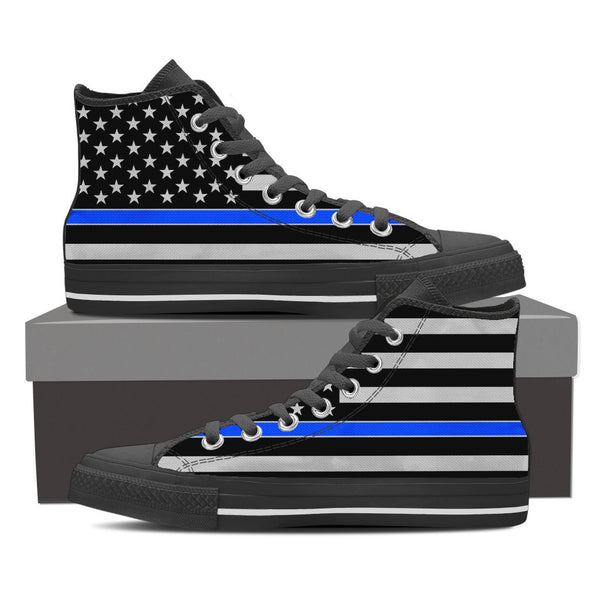 Thin Blue Line For Men