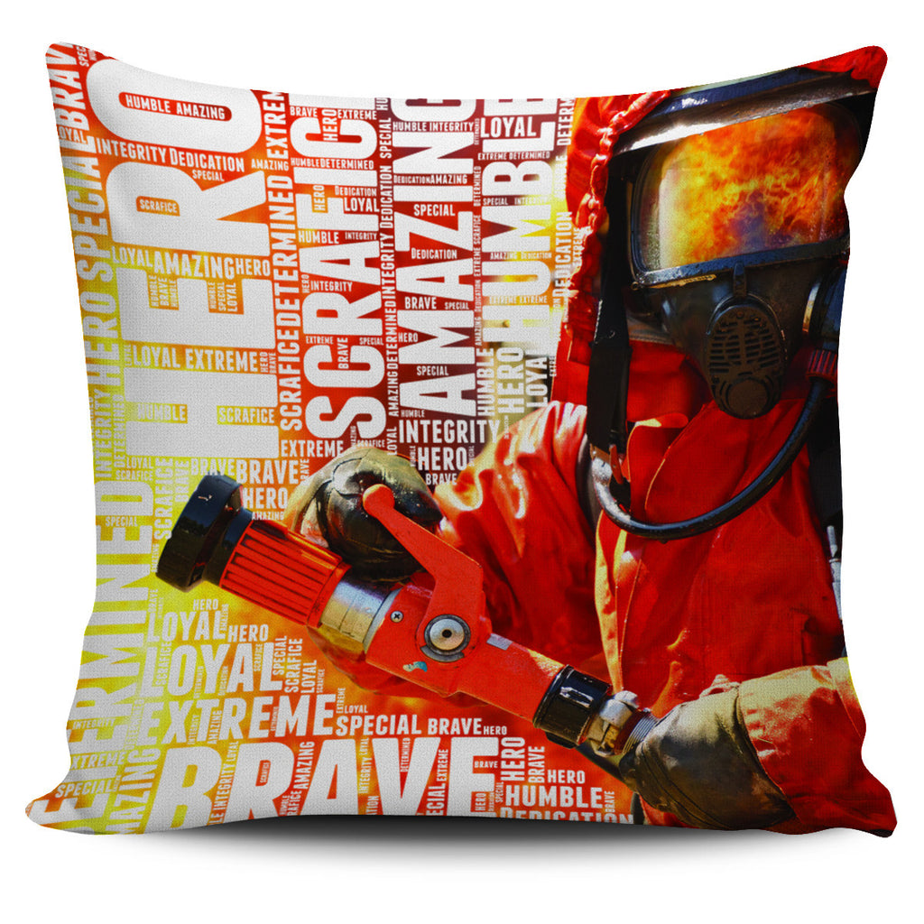 Firefighter Pillowcase