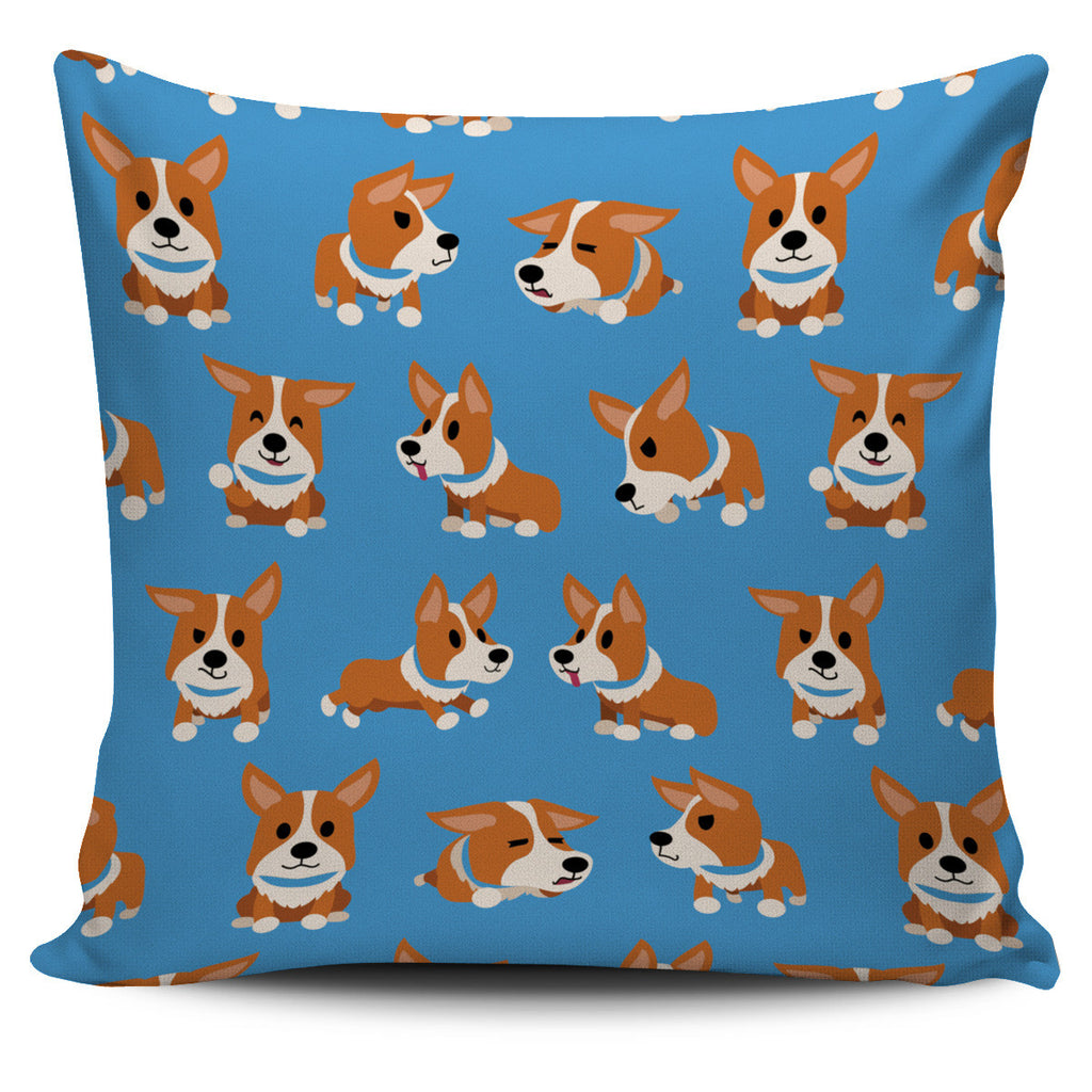 Corgi Pillowcase
