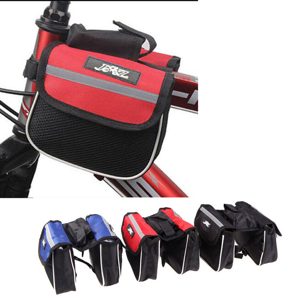 Sports Cycling  Mountain Bike  Road Bike Frame Saddle Bag