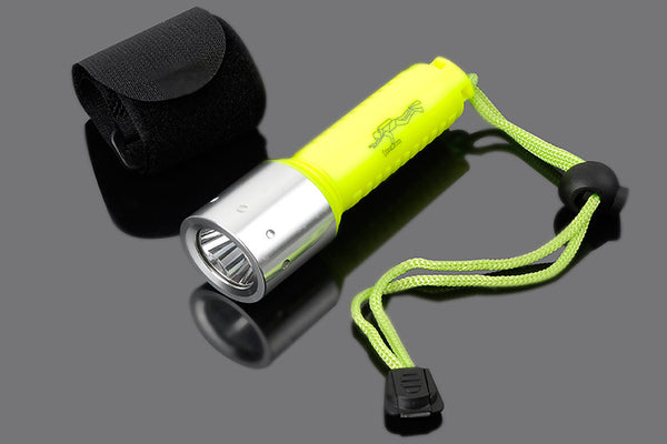 Powerful LED Diving Waterproof Underwater Flashlight Torch