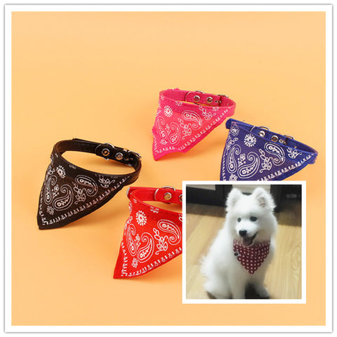 Adjustable Pet Neckerchief