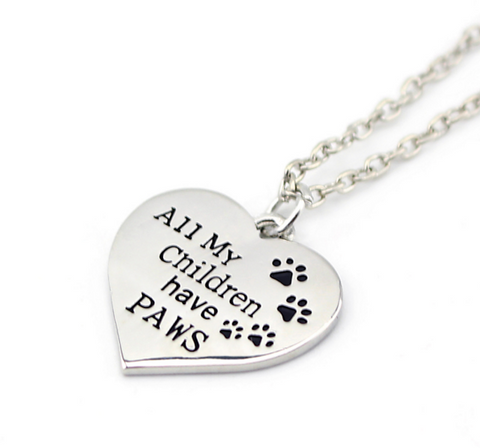 Cute Necklace for Pet Lovers - Free Shipping