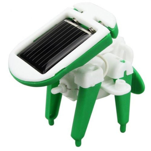 6 in 1 Solar Power Electronic DIY Toy Kit
