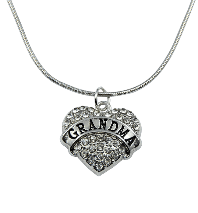 Proud Grandma Necklace - Lot 33
