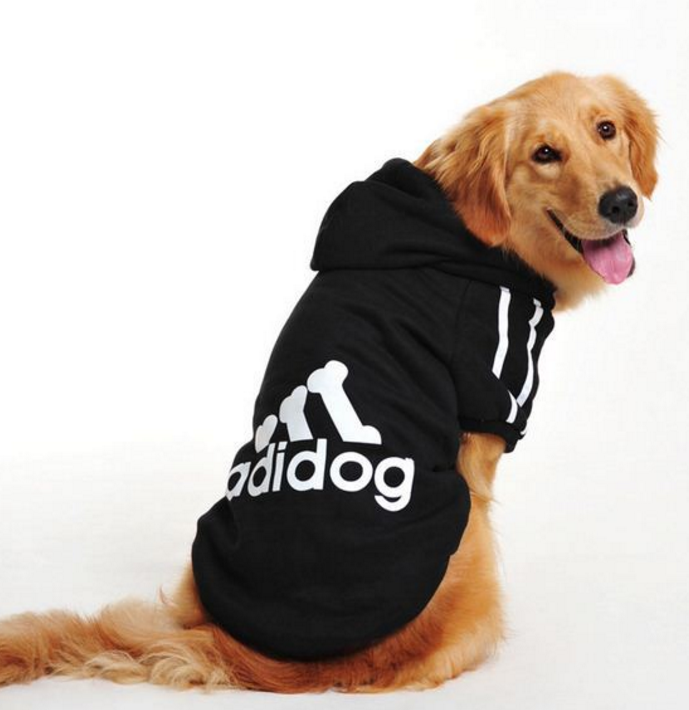 Adorable Pet Sweat Shirt For Larger Dogs
