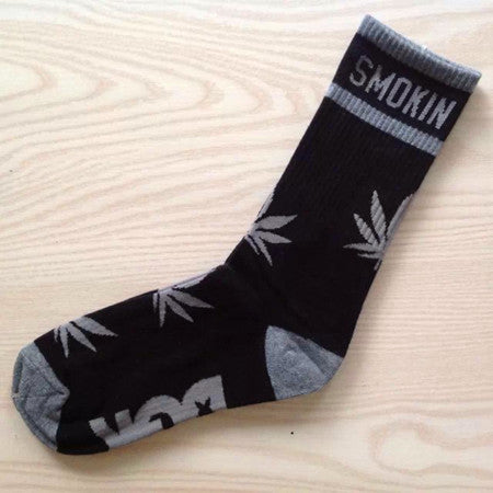 Stay Smokin - Weed Socks