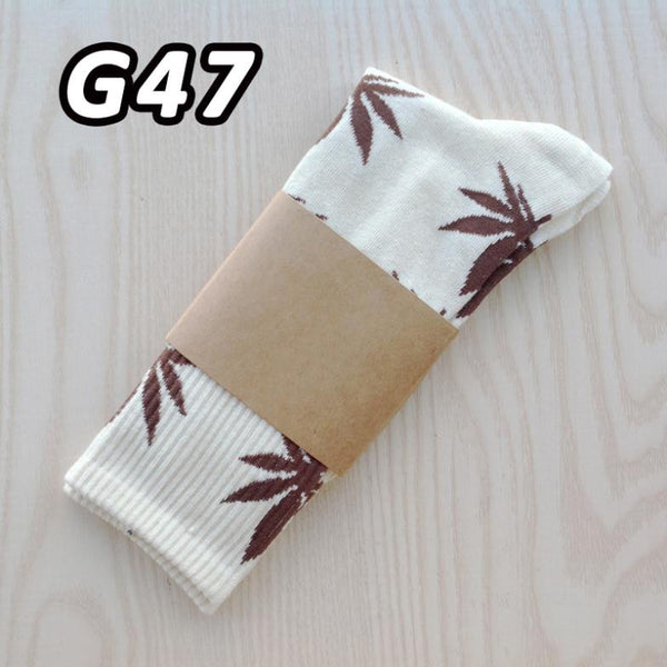 FREE OFFER - Weed Leaf Unisex Socks
