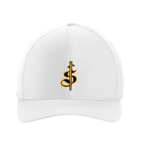 Non Structured Flex Fit Hat with S Logo