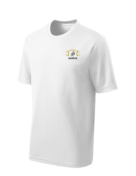 Youth Football SS Performance T