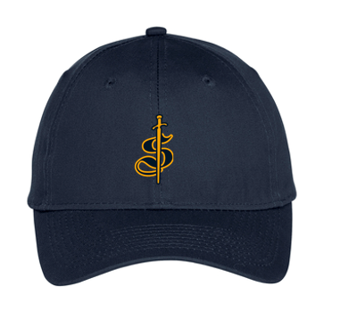Structured Flex Fit Hat with S Logo