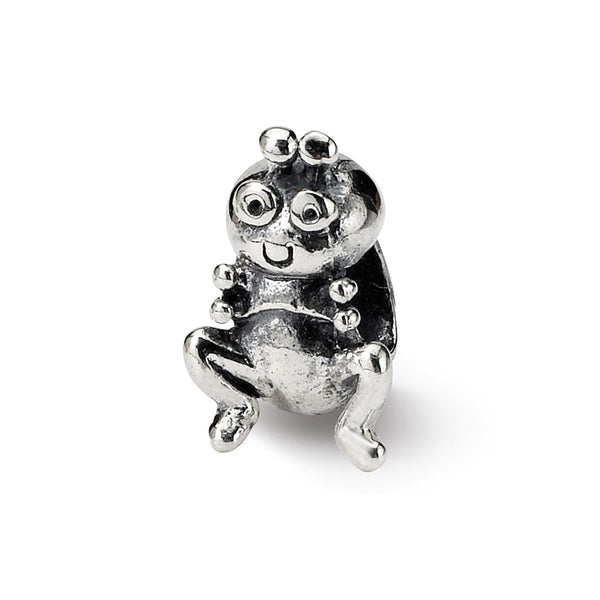 Sterling Silver Reflections Kids Grasshopper Bead