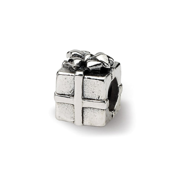 Sterling Silver Reflections Kids Present Bead