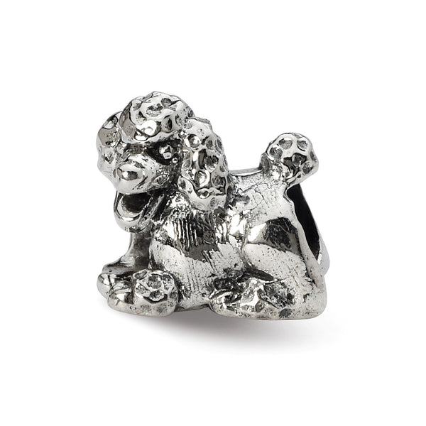 Sterling Silver Reflections Poodle Bead