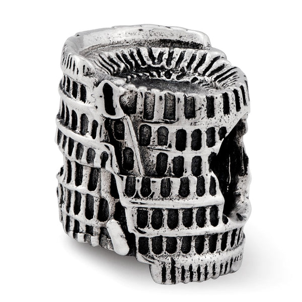 Sterling Silver Reflections Colosseum Bead