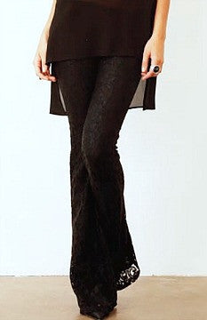 Kensington Lace Pants  - SW3