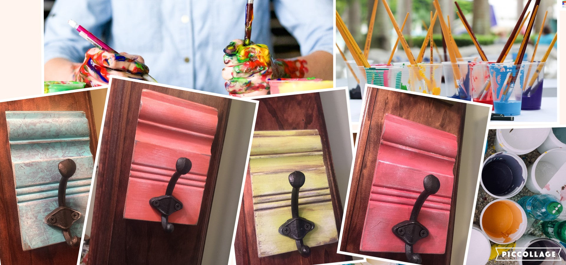 BEYOND THE BASICS WITH CHALK PAINTING APRIL 7, 1-4PM $49