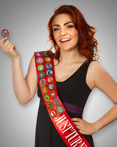 birthday-party-21-badges-sash-game-burnsy