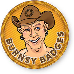 Burnsy Badges