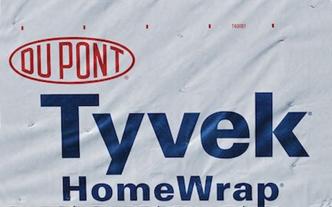 Tyvek Tent Footprints, Buy By The Foot!