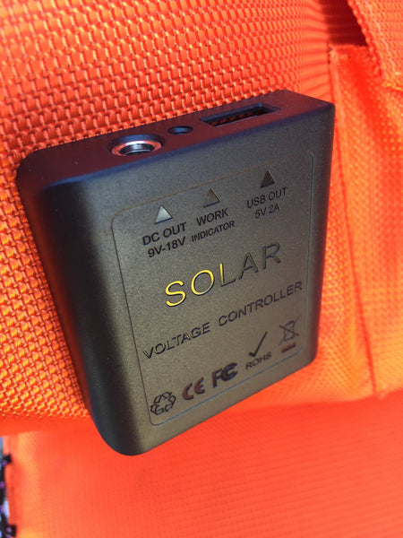 Premium Solar Power Bank Package