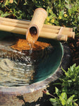 Three-Arm Bamboo Fountain Kit 12""