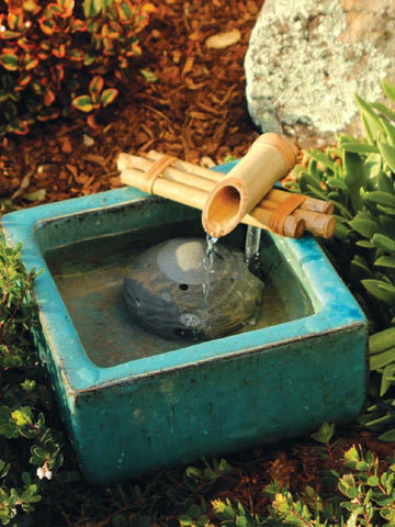 "Bamboo Fountain Kit Three-Arm 7"" - Routes Gallery"