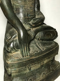 "Tai-Shan Earth Touching Buddha 23"" - Routes Gallery"