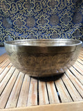 "Padmasambava Yab/Yum Singing Bowl 11"" - Routes Gallery"