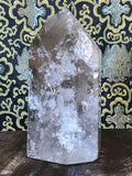 Crystal Smoky Quartz Obelisk Tower Point 8 lbs - Routes Gallery