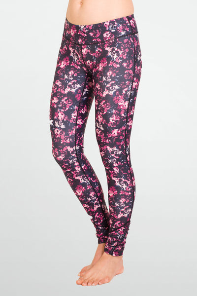 Goddess Tight Winter Floral