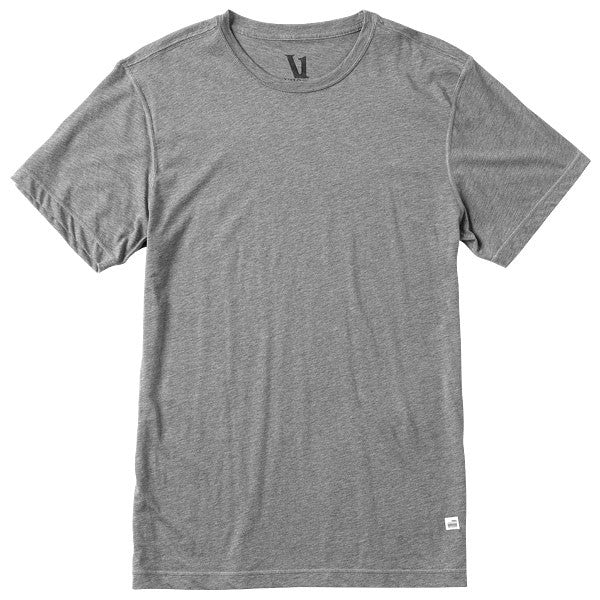 Tuvalu Stretch Tee Heather Gray