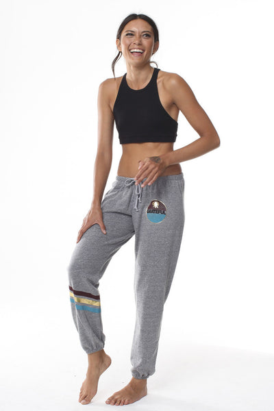 Grateful Favorite Sweatpant Heather Grey