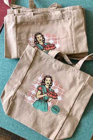 Billy's Bakery Tote Bag