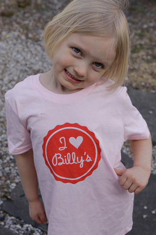 Billy's Bakery Logo T-Shirt